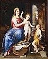 Lorenzo Sabatini Virgen con el Niño y San Juanito Louvre.jpg