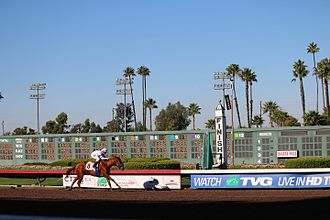 Los Alamitos Race Course - Los Alamitos, 2016