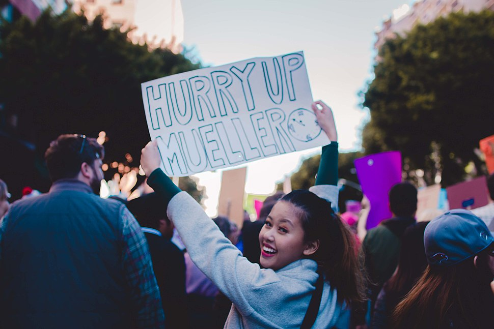 Los Angeles Women%27s March (24935216137)