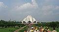Lotus Temple - Delhi, various views (1).JPG