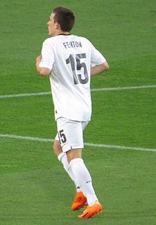 Louis Fenton New Zealand footballer
