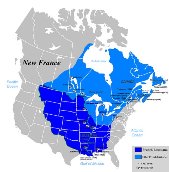 フランス領ルイジアナ - Wikiwand
