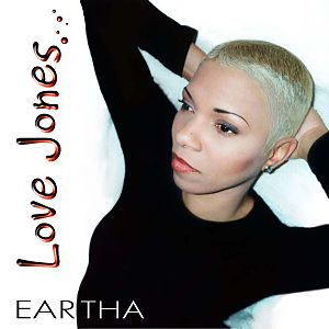 Eartha (musician) - Love Jones CD Cover