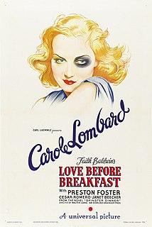 <i>Love Before Breakfast</i> 1936 film