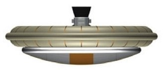 Low-Density Supersonic Decelerator - Image: Low Density Supersonic Decelerator (LDSD ) 6 meter SIAD R