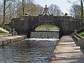Ludwigslust Schlosspark Steinerne Brücke.JPG