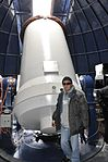 Lunar Laser Ranging at the Observatoire de la Côte d'Azur DSC 0736 (10782559694).jpg