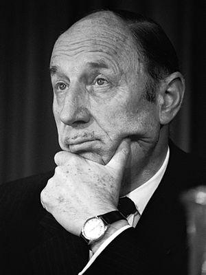 Joseph Luns - Joseph Luns in 1979