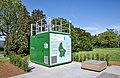 Luxembourg City - Churchill Square - Air pollution measuring station.jpg