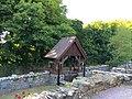 Lych Gate, Kirkandrews Memorial Chapel, Kirkcudbright, 3.jpg