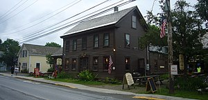 Wilmington, Vermont - Historic Lyman House