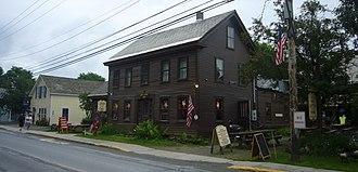 Wilmington, Vermont - Historic Lyman House