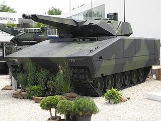 Lynx (Rheinmetall armoured fighting vehicle) armoured fighting vehicle