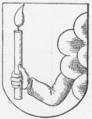 Lysgård Herreds våben 1634.png