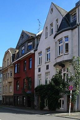 Webschulstraße in Mönchengladbach