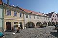 Městský dům (Úštěk), Vnitřní Město, Mírové náměstí 57 a 58.JPG