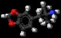 MDPH molecule ball.png