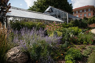 University of Northern Iowa - UNI Teaching and Research Greenhouse