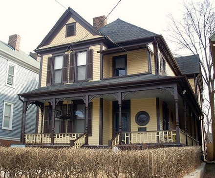 Martin Luther King Jr.'s childhood home MLK's Boyhood home.jpg