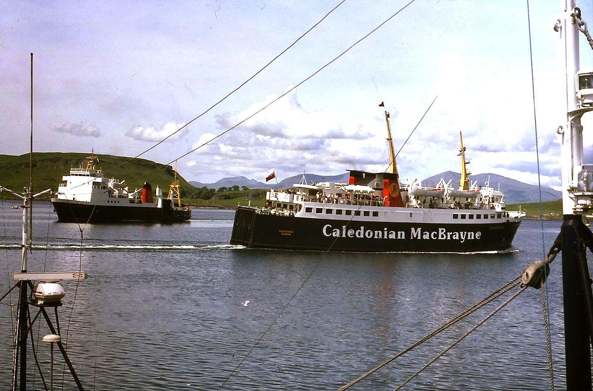 Mv caledonia wikipedia for The caledonia