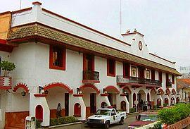 Ciudad Valles - radnice (ayuntamiento)