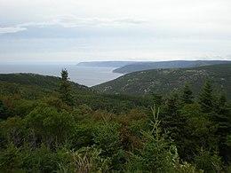 Parco nazionale degli altipiani di cape breton wikipedia for Gros morne cabine del parco nazionale