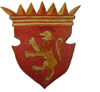 Macedonian coat of arms, 1842.png