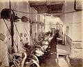 Machine room No.3 in The Times of India office in Bombay, November 1898.jpg