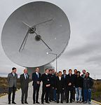 Macri at ESTRACK Malargüe station.jpg