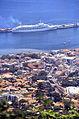 Madeira Funchal porto, 1990.jpg