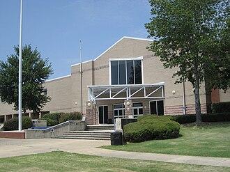 Madison Central High School (Mississippi) - Image: Madison Central High School