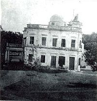 Madras Observatory 1880