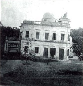 Indian Institute of Astrophysics - The Madras Observatory in 1880