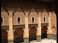 Madrasa ben Yusuf patio 18.jpg