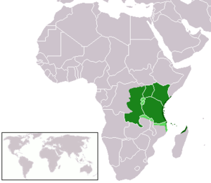 Swahili language - Wikipedia, the free encyclopedia