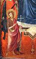 Maestro del 1416, madonna col bambino e in trono e 4 santi, 1410-15, 05.JPG