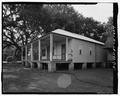 Magnolia Plantation, Overseer's House, LA Route 119, Natchitoches, Natchitoches Parish, LA HABS LA,35-NATCH.V,2-C-5.tif