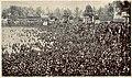 Mahamagham festival Mahamaham tank Kumbhakonam 1909 CE.jpg