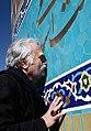 Mahmoud Farshchian visits the Dome of Fatima Masumeh shrine - 17 January 2012 (13901027191544945).jpg