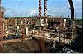 Main Auditorium Under Construction - Convention Centre Complex - Science City - Calcutta 1994-10-17 091.JPG