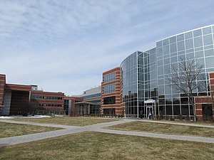 MathWorks - Main campus in Natick