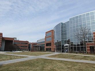 MathWorks - Apple Hill Campus in Natick
