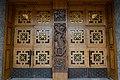 Main doors - Oslo City Hall (Oslo rådhus) (29844519226).jpg