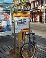 Mainz- Mainz-Altstadt- Bahnhofstraße- Wahlplakat der Piratenpartei Deutschland zur Europawahl 2009 7.6.2009.jpg