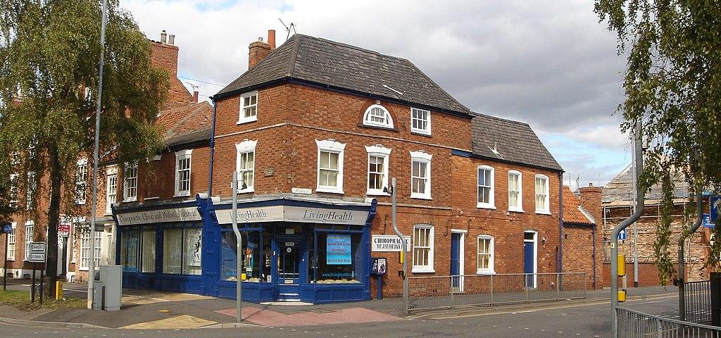 Maison natale de Margaret Thatcher, Grantham