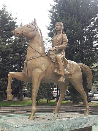 Malhun Hatun - Image: Mal hatun, eskişehir