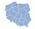 Malbork location map.png