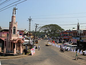 Mallapally - Mallappally town