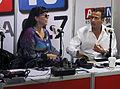 Malucha Pinto e Iván Núñez FILSA 2014 02.jpg