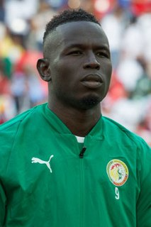 Senegalese association football player